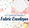 Fabric Envelopes Tutorial