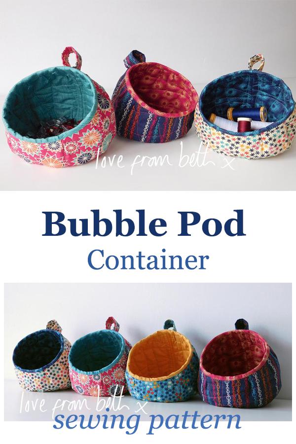 Bubble Pod Container