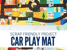 Car Play Mat Sewing Tutorial
