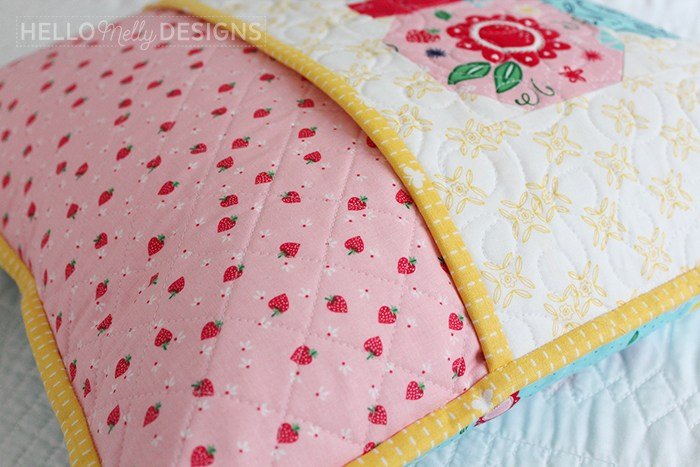 Butterfly Reading Pillow Sewing Pattern