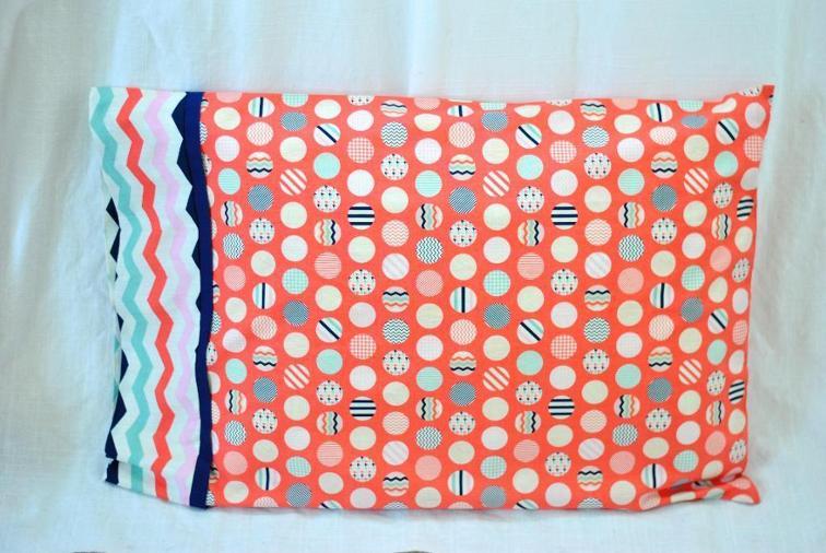 DIY Pillowcase Tutorial
