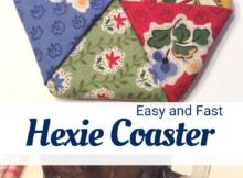 DIY Hexie Coaster Tutorial