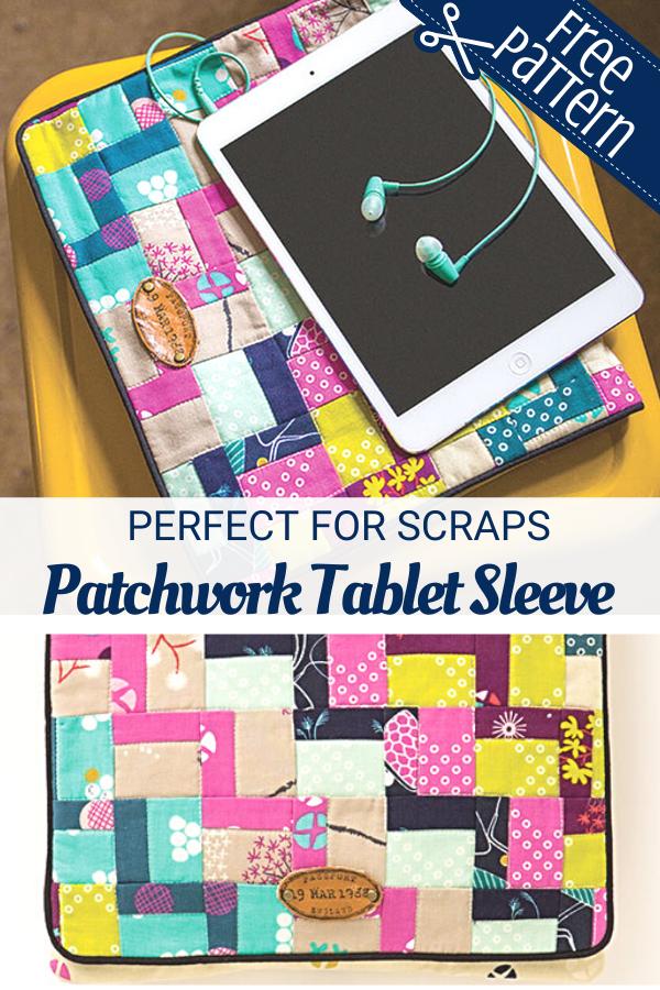 DIY Tablet Case Pattern