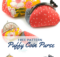 Free Puffy Coin Purse Sewing Pattern