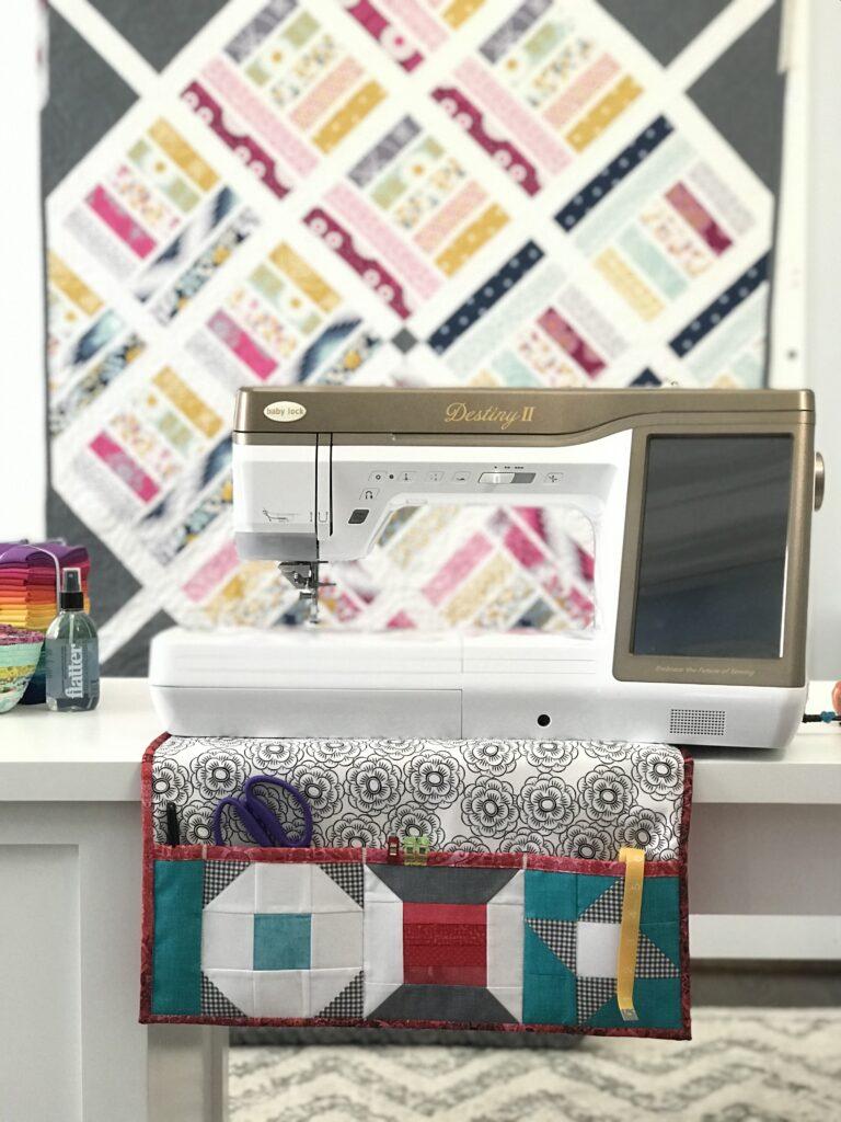 Sewing Machine Mat Video Class