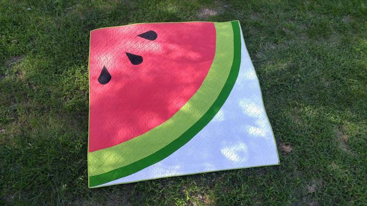 Watermelon Quilt Pattern