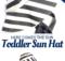Free Toddler Sun Hat Sewing Pattern
