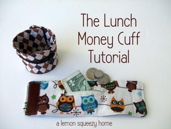 DIY Money Cuff