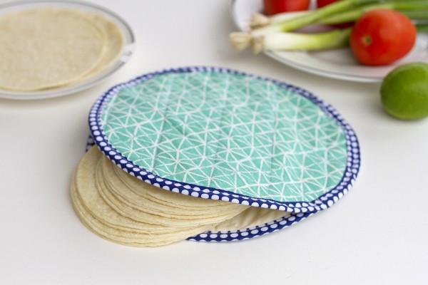 Tortilla Warmer Sewing Pattern