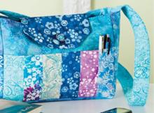 Batik Bag Sewing Pattern and Video Class