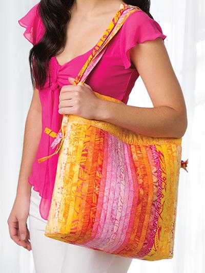 New Narrows Tote Bag Sewing Pattern