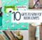 10 Things to Sew for Bookworms