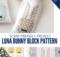 Luna Bunny Block Free Sewing Pattern