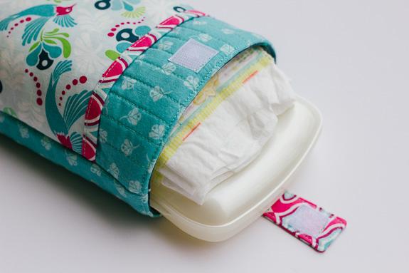 Free Diaper Clutch Sewing Pattern