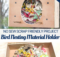 DIY Fabric Scrap Nesting Box Tutorial