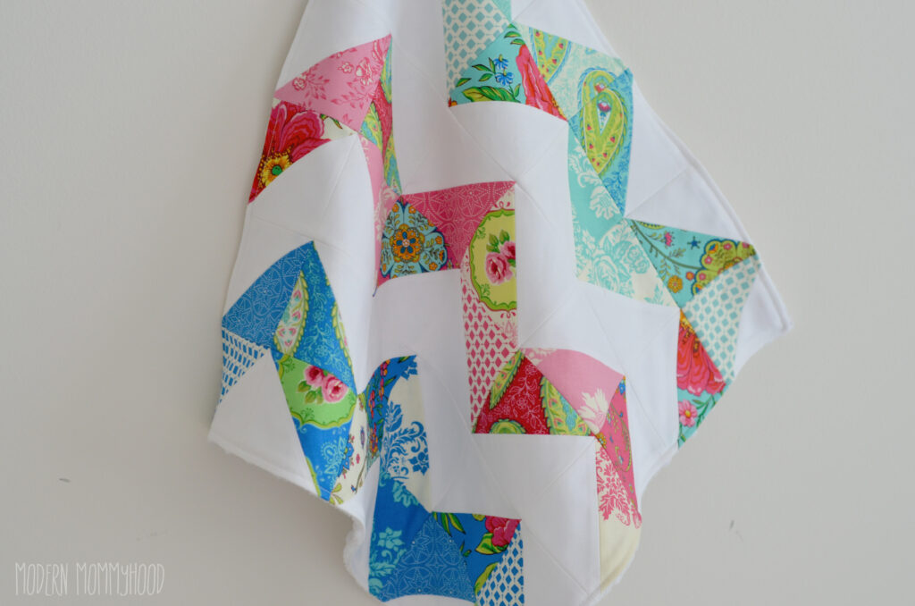 Baby Lovey Sewing Tutorial with a charm pack