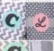 Monogram Baby Quilt Sewing Tutorial