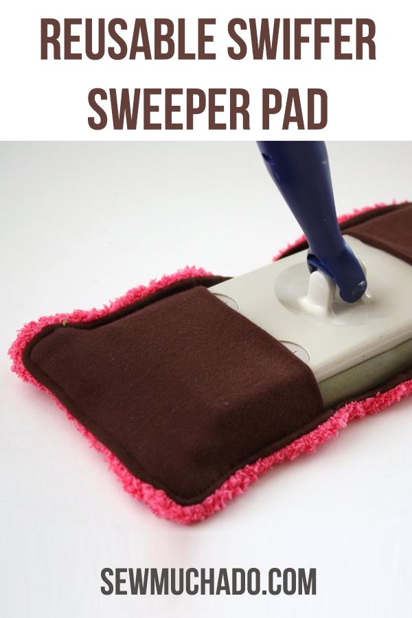 DIY Swiffer Sweeper Cover
