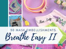 30 Ways to Embellish Face Masks