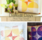 Daffodil Days free sewing tutorial and template