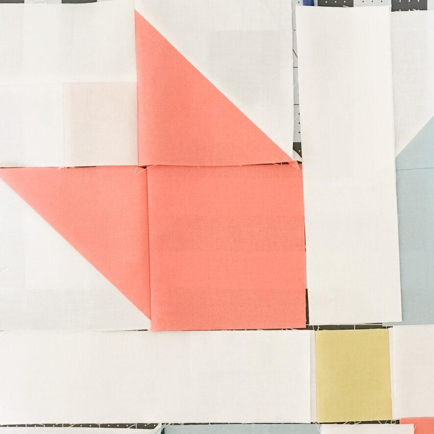 Free Tulip Quilt Block Pattern