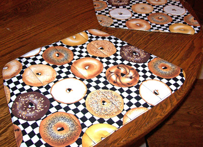 Free Placemat Pattern for Round Tables