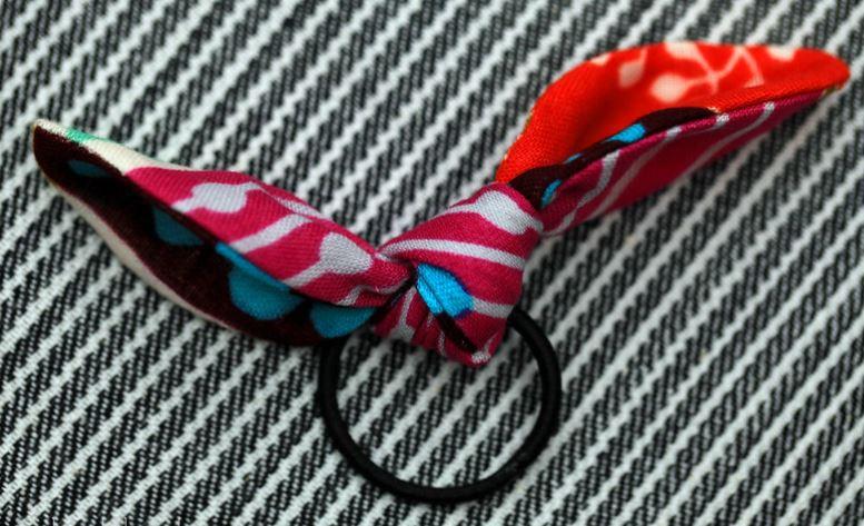 5 Minute Hair Tie Tutorial