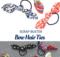 Bow Hair Tie Free Pattern