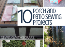 10 Sewing Projects for Your Porch or Patio