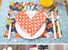 Sew Home In the Kitchen 18 projects using insulated fleece