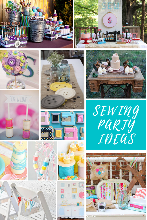 Sewing Party Inspiration