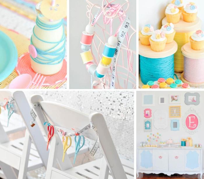 Sew Cute Birthday Party