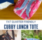 Chubby Lunch Tote Free Sewing Pattern
