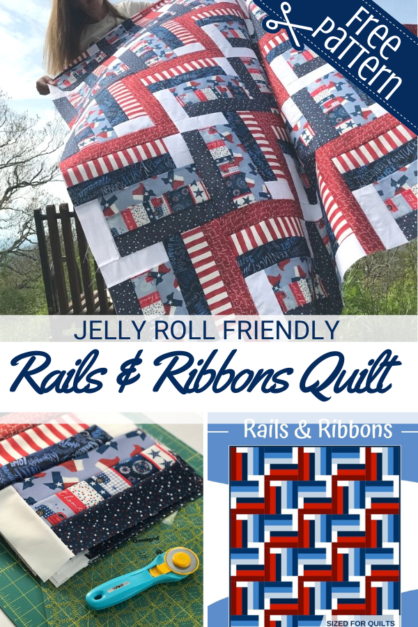 East to Sew Free Quilt Pattern