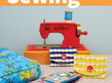Learn to Sew book for beginners
