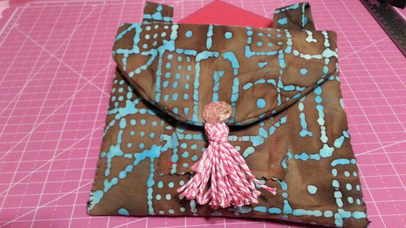 Backpack Learn to Sew Video Class