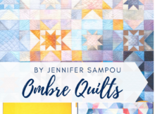 Sewing Quilts with Ombre Fabrics