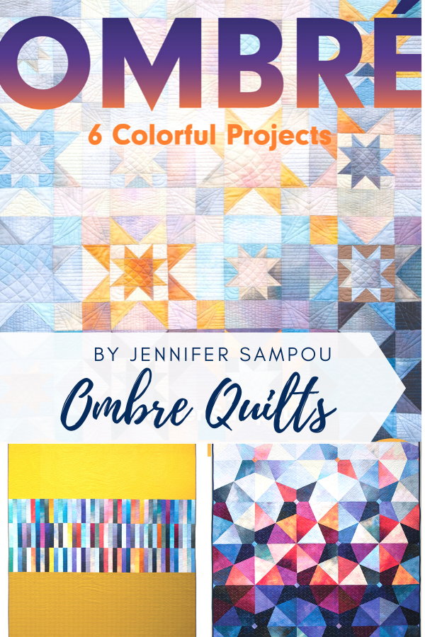 Using Ombre Fabrics in Quilts