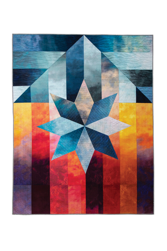ombre fabric quilts