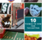 10 Things to sew for tailgating and football season