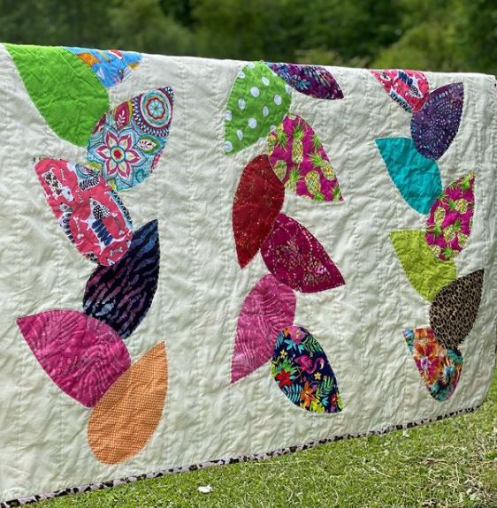 Quick Quilt Sewing Pattern and Tutorial