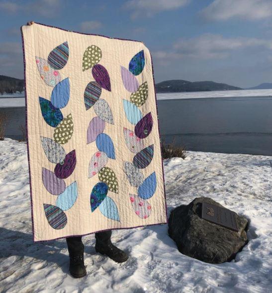 Free Applique Quilt Pattern