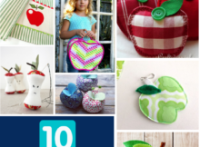 Free Apple Sewing Projects for Fall