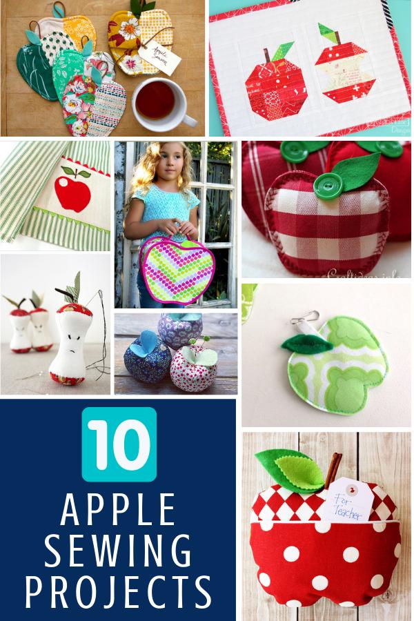 Free Apple Sewing Patterns