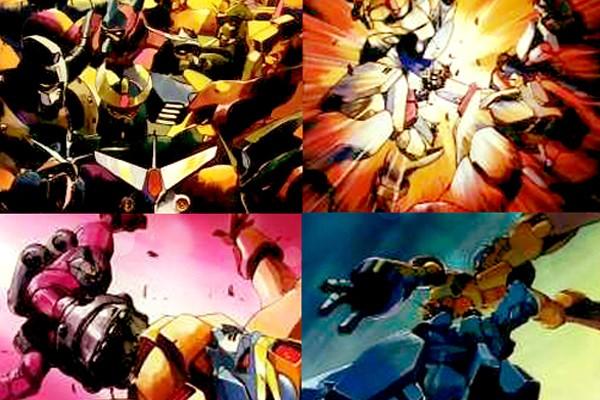 รีวิวอนิเมะ Mobile Fighter G Gundam เมื่อนิยายกิมย้ง ถูกเล่าในโลก กันดั้ม อนิเมะไทยฉากนี้โคตรดีANIMEไทย MobileFighterGGundam