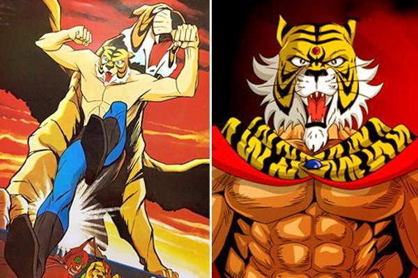 Tiger Mask หน้ากากเสือ วีรบุรุษยอดนักมวยปล้ำ มีทั้งหมดกี่คน? อนิเมะไทยฉากนี้โคตรดีANIMEไทย TigerMask