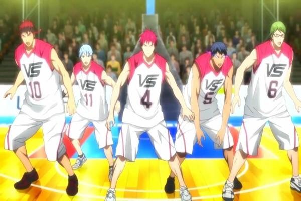 Kuroko No Basket Last Game จากอนิเมชั่นบาสสุดมันส์สู่การเป็นอนิเมชั่น The Movie อนิเมะไทยฉากนี้โคตรดีANIMEไทย KurokoNoBasketLastGame