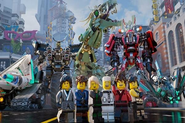 The Lego Ninjago Movie จากของเล่นยอดนิยมสู่การมีภาพยนตร์อนิเมชั่นเป็นของตัวเอง อนิเมะไทยฉากนี้โคตรดีANIMEไทย TheLegoNinjagoMovie