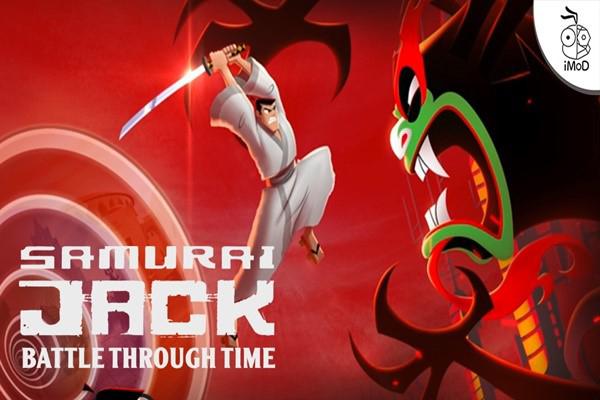 Samurai Jack การ์ตูนอนิเมชั่นซามูไรจากช่องการ์ตูนเน็ตเวิร์ค อนิเมะไทยฉากนี้โคตรดีANIMEไทย SamuraiJack