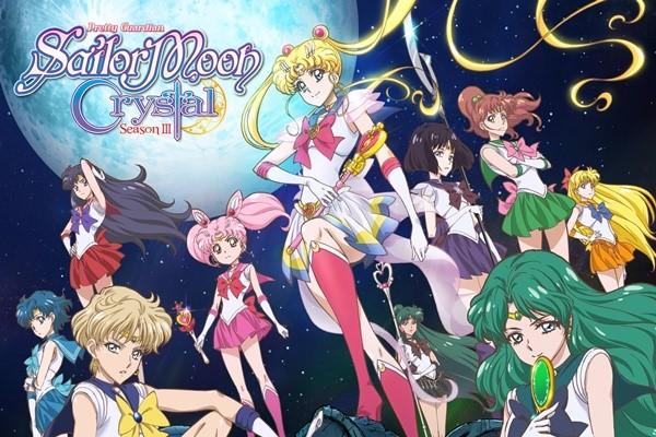 Pretty Guardian Sailor Moon Crystal การกลับมาครั้งใหม่ของเซเลอร์มูน อนิเมะไทยฉากนี้โคตรดีANIMEไทย PrettyGuardianSailorMoonCrystal
